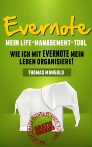 Evernote, mein Life-Management-Tool, Buch, Kindle