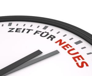 Gewohnheiten, Routine, neues