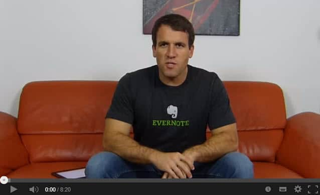 Fragen zu Evernote