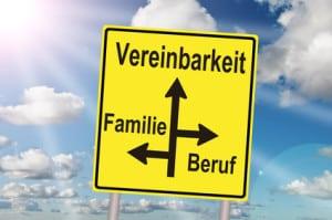 Vereinbarkeit, Familie, Beruf
