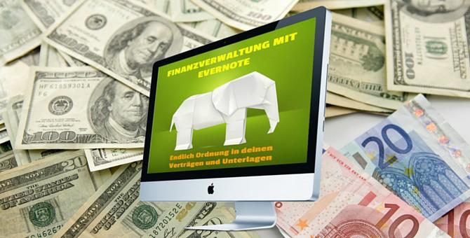 Evernote Finanzen