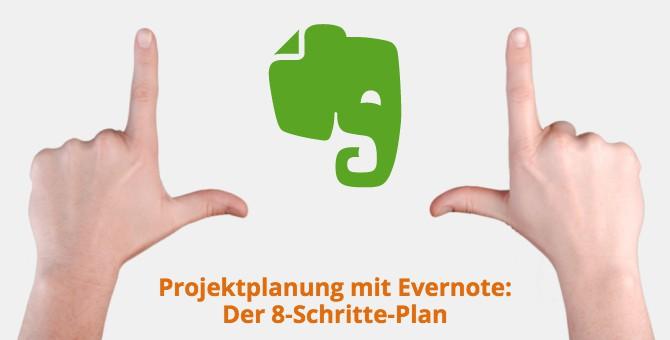 Projektplanung mit Evernote